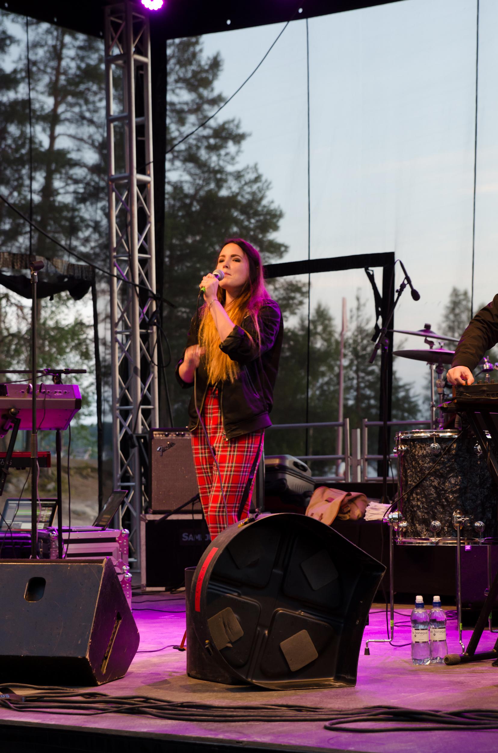 Miriam Bryant Musikens Makt Luleå 2013