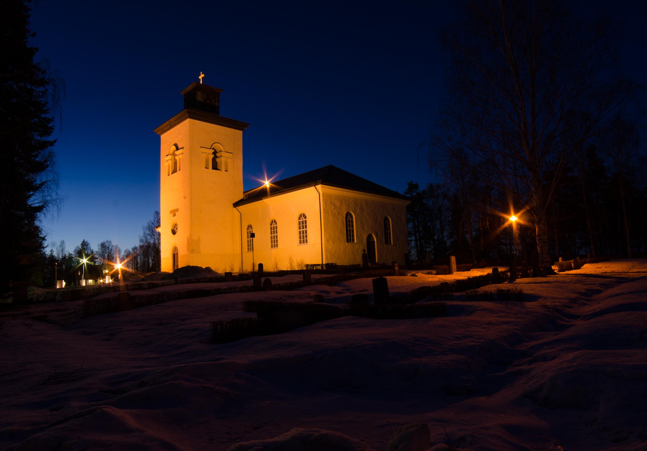 Överluleå kyrka Boden