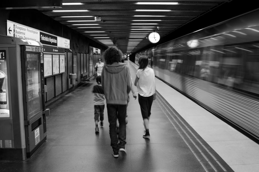 Tunnelbana i Stockholm