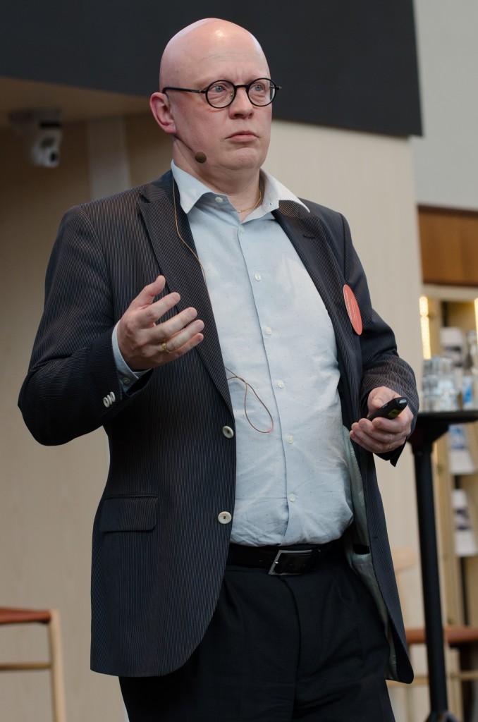 Mineralriket Luleå. Pär Weihed, professor i geovetenskap.