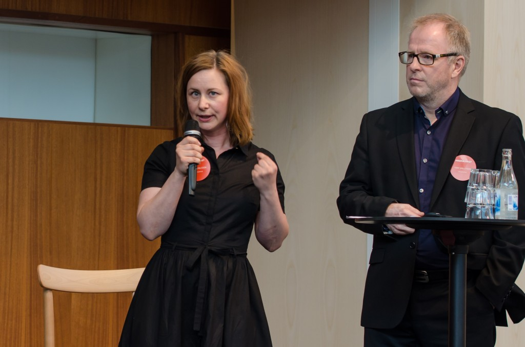 Mineralriket Luleå 2014 i Vetenskapens hus. Ragnhild Nilsson, Samelistan Kiruna samt Tony Järlström, Progressum.