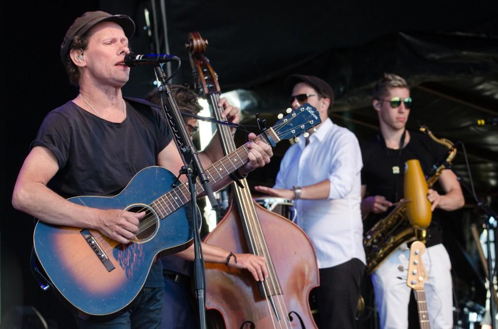Bo kaspers orkester på Hamnfestivalen i Luleå. Suveränt väder och musiken likadan! Fler bilder >>