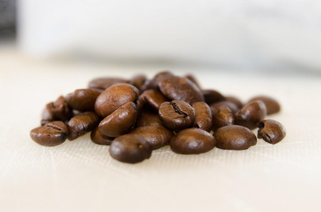 Johan&Nyströms underbara nyrostade kaffebönor levererade till oss på Yours i Luleå.