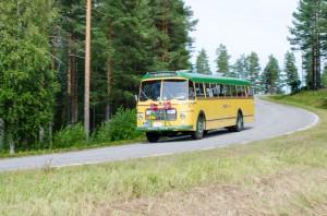 Retrorally i Boden 2014.