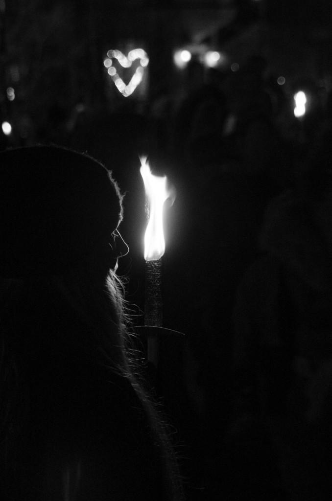 Höstfesten i Luleå 2014, kanske inte festival men folkfest!