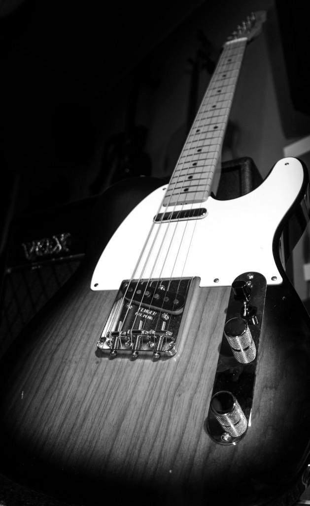 Fender Telecast -58 Vintage.