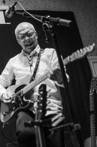 Acnes gitarrist Benty Öqvist