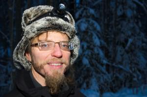 Mark Szulgit, arbetsledare på Ice Music.