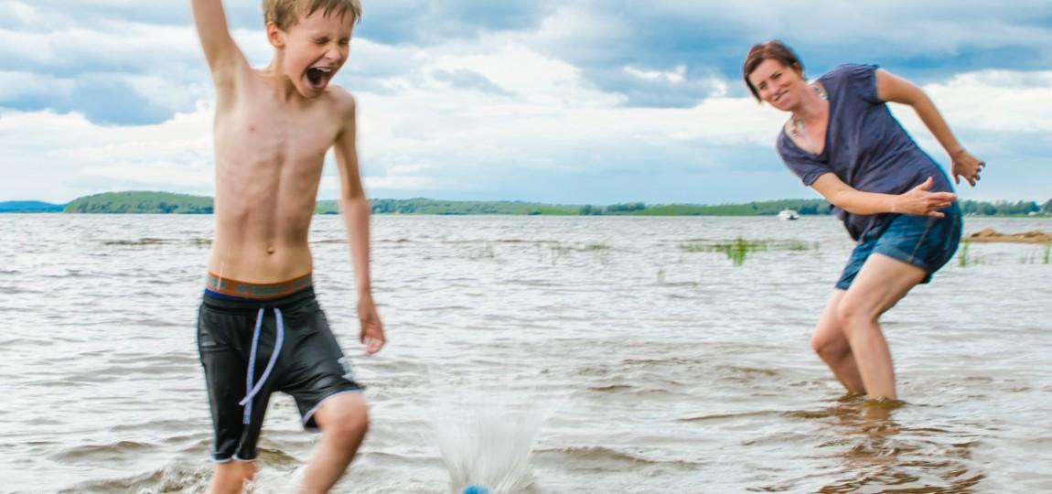 Vattenkrig i Storsand