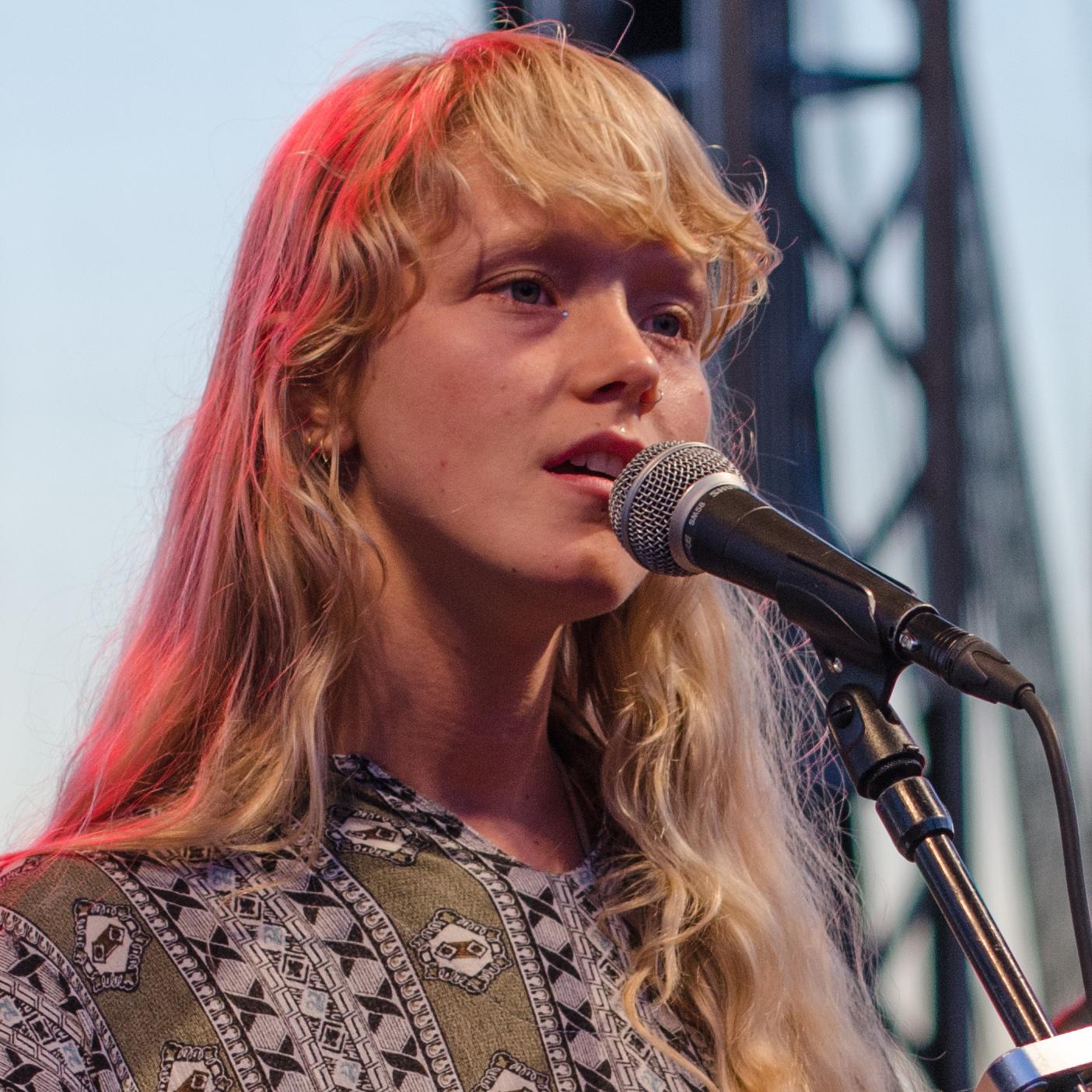 Alice Phoebe Lou på Musikens Makt i Luleå