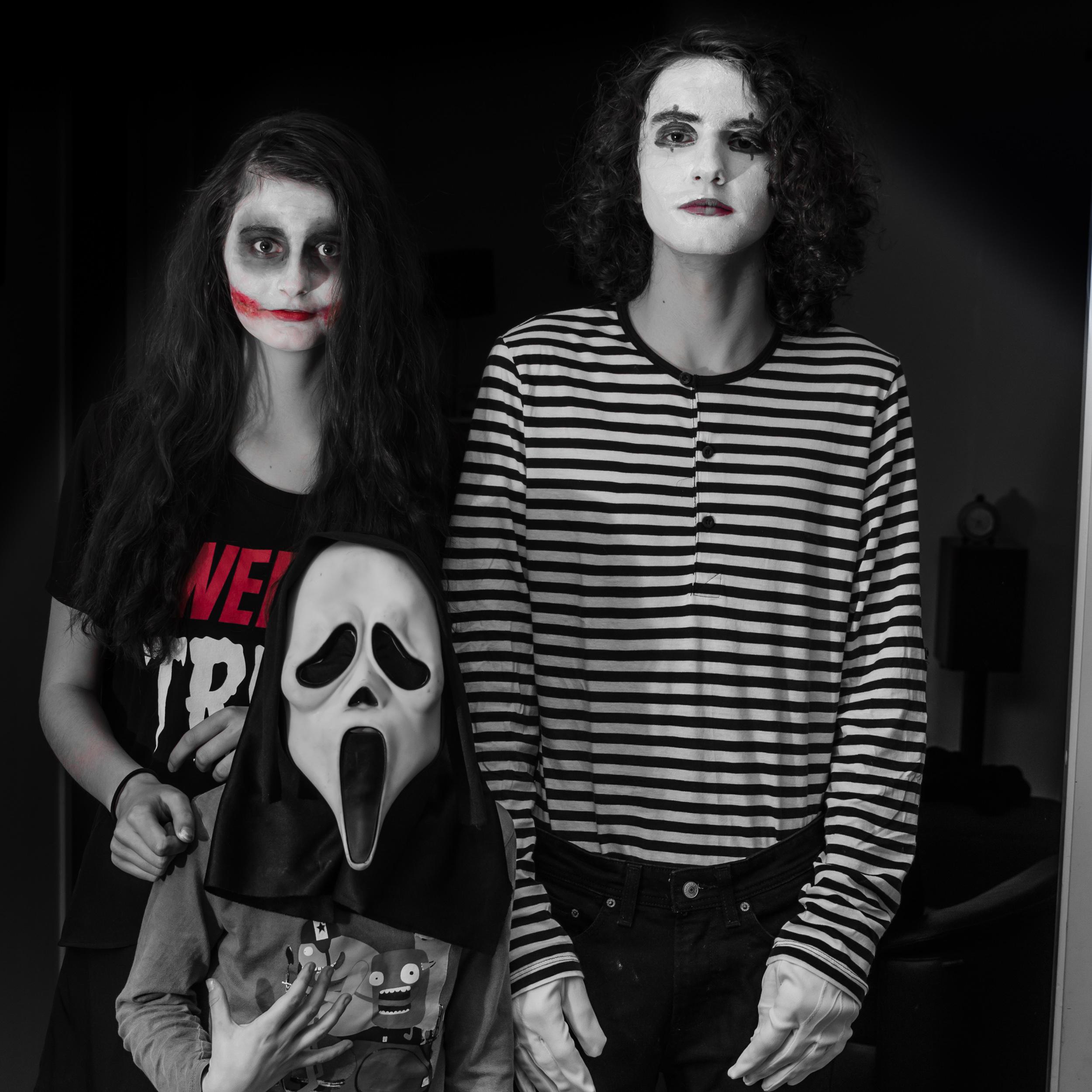 Halloween i Sävast