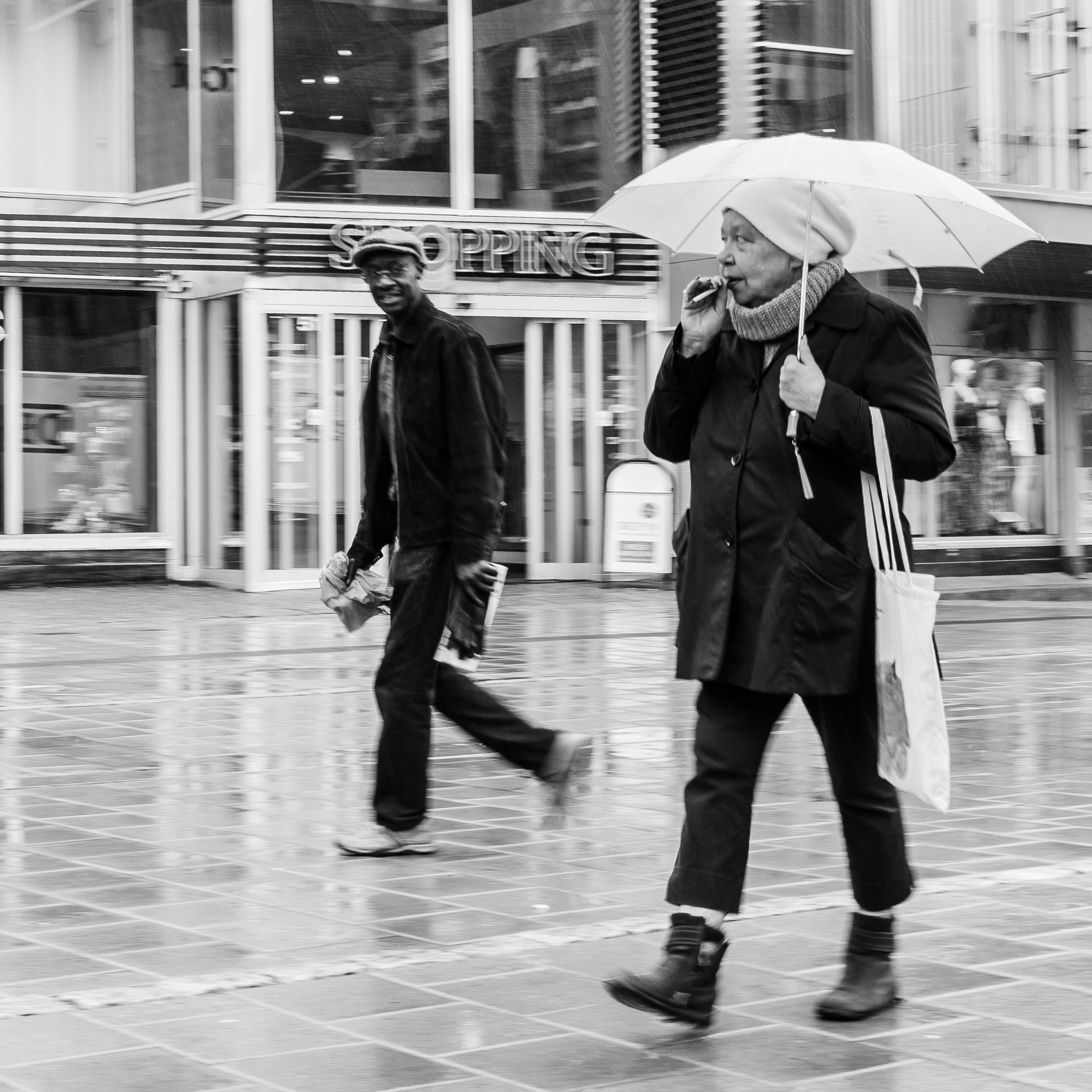 Regn i Luleå