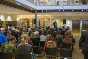 Bok och Bild 2015. Kulturens hus Luleå.
