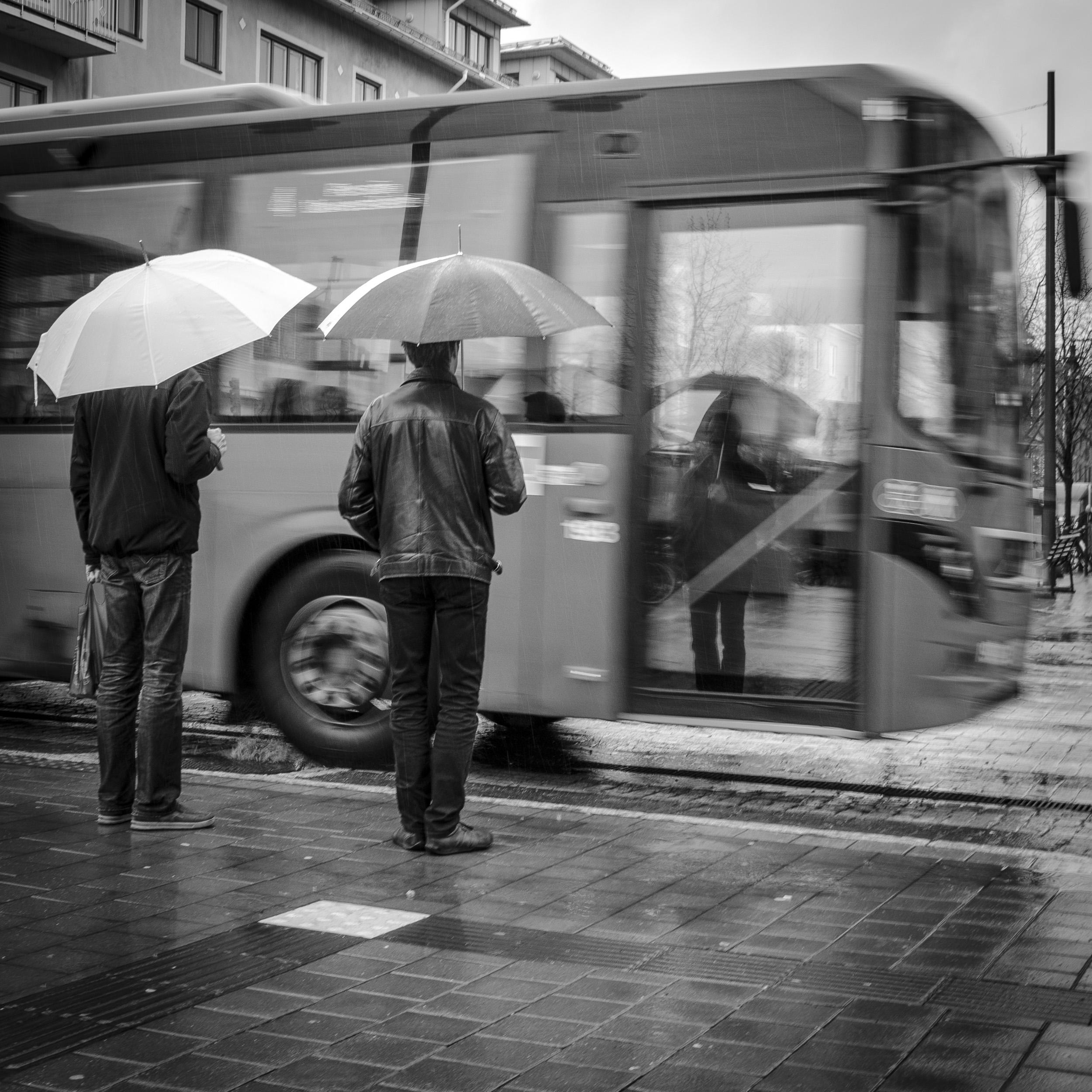 En reflektion i Luleå