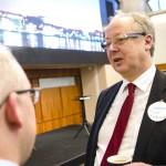 Peter Heydebreck, vd Inno AG och professor Luleå tekniska universitet