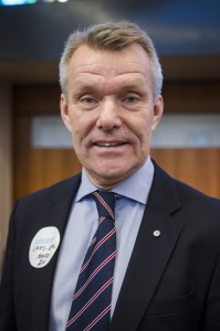 Lars-Eric Aaro, ÅF