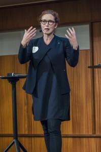 Emelie Arnoldsson, affärsområdeschef Tema arkitekter