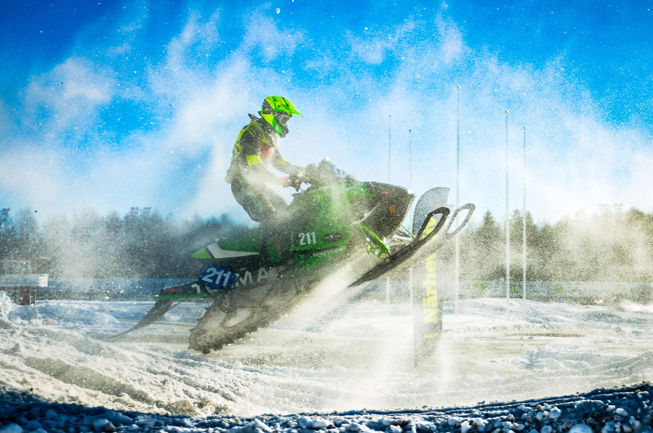 Svenska Mästerskapen, SM i Skotercross i Boden