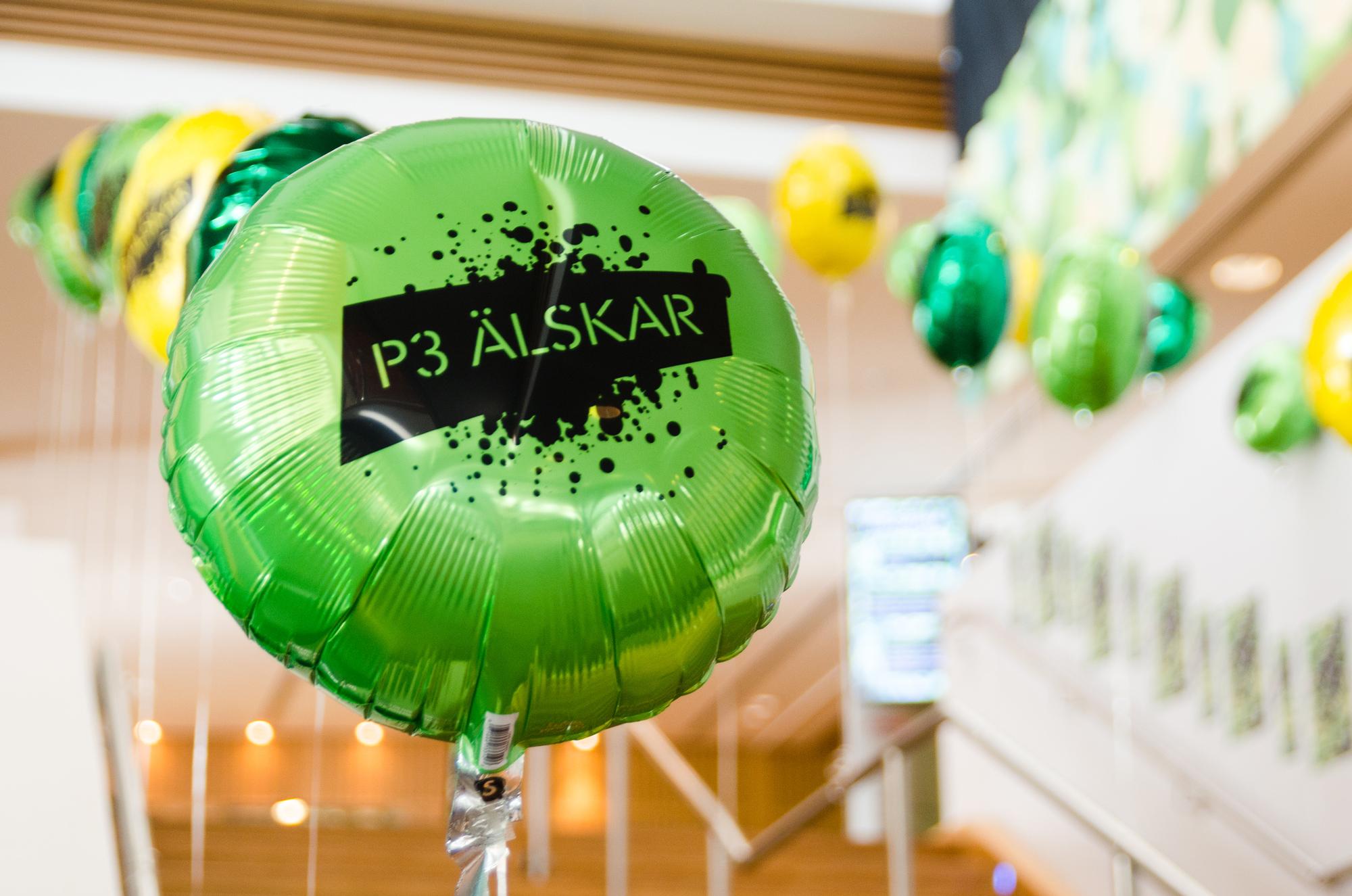P3 Älskar Luleå på Kulturens hus