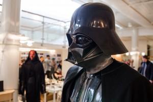 Darth Vader på Nordsken, Skellefteå.