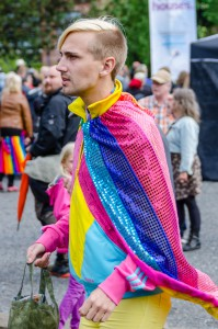 Luleå Pride 2016. Snyggaste capen igen...