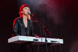 Ana Diaz på Musikens Makt i Luleå 2016. Suveränt bra!