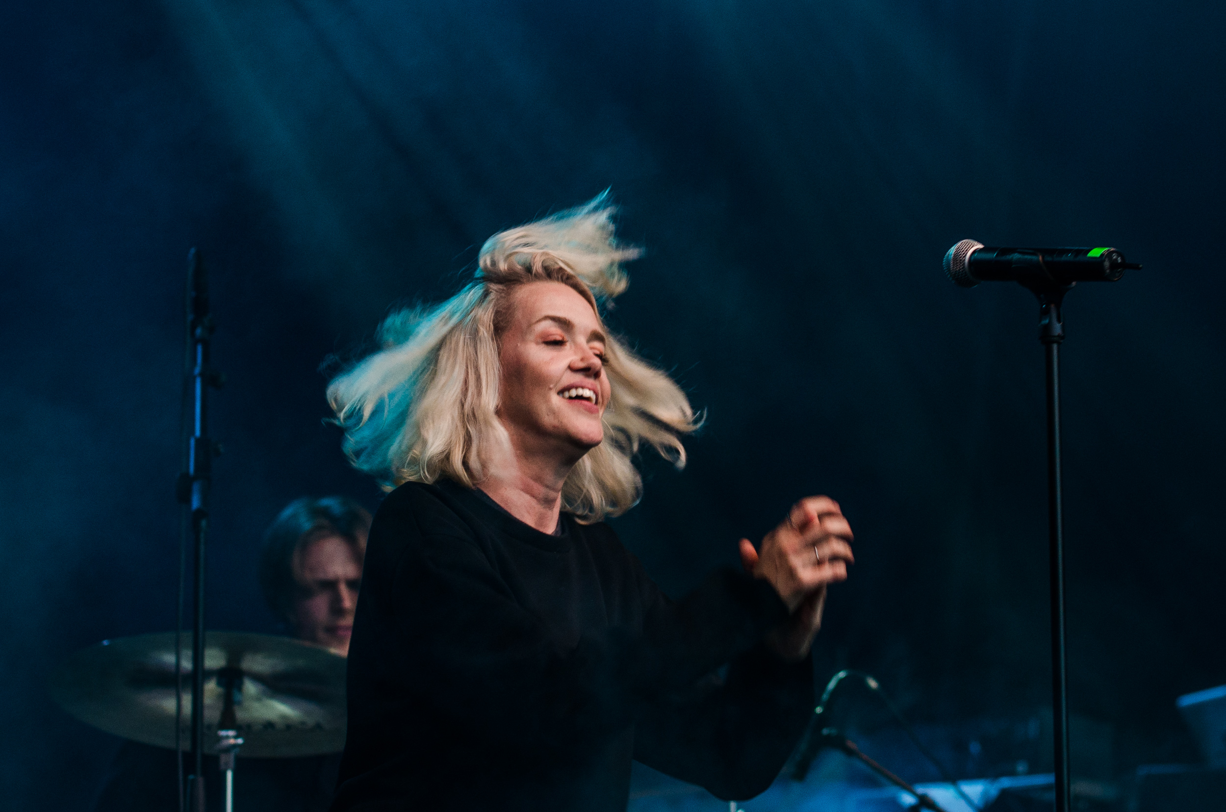 Ana Diaz på Musikens Makt i Luleå