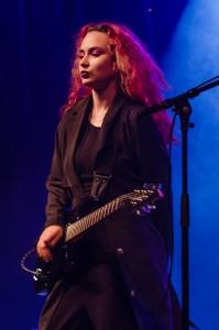 Dolores Haze på Musikens Makt 2016.