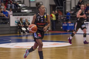 Dakota Whyte. Luleå Basket vs Udominate.
