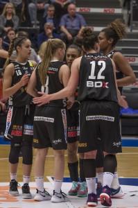 Peptalk. Luleå Basket vs Udominate.