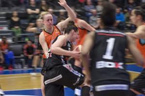 kamp! Luleå Basket vs Udominate.