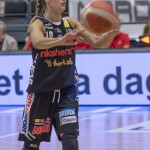 atie Bussey. Luleå Basket vs Udominate.