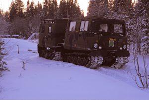 Bandvagn 206. Vill ha en sådan!