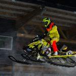 #15 Marcus Dorsch, Umeå AK Team Northbike. Boden Arena Super-X 2017.