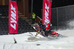 #119 Emil Sundvisson, Åsarna SSK. Boden Arena Super-X 2017. Boden Arena Super-X 2017.