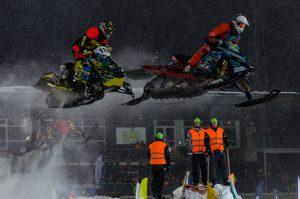 #112 Jarmo Hietalahti, Kimk, Finland m fl. Boden Arena Super-X 2017.