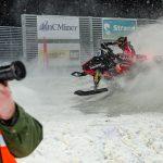 Oika fokus... #30 Lukas Johansson, Gargnäs MK. Boden Arena Super-X 2017.