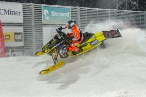 #303 Martin Ekspjuth, infjärdens RSK. Boden Arena Super-X 2017.