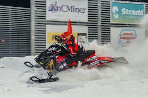 #259 John Stenberg, Lofsdalens SK. Boden Arena Super-X 2017.