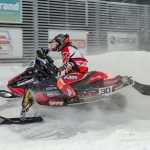 #30 Lukas Johansson, Gargnäs MK. Boden Arena Super-X 2017.