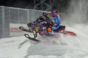 #52 Johan Lidman, Tväråns Intresseförening Boden Arena Super-X 2017.