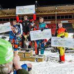 Prisutdelning. Boden Arena Super-X 2017.