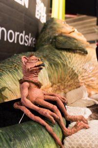 Nordsken 2017. Jabba The Hutts lilla kompis, som heter?