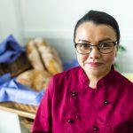 Rosa Wikström har tagit över ruljansen vid Rutvik golfrestaurang. Med tanke på hur allt smakade så kan hon verkligen sina saker! Det var svårt att hinna fotografera maten innan man satte tänderna i fotoobjekten!