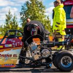 SHRA Dragracing Fällfors. Goldtown Dragrace.