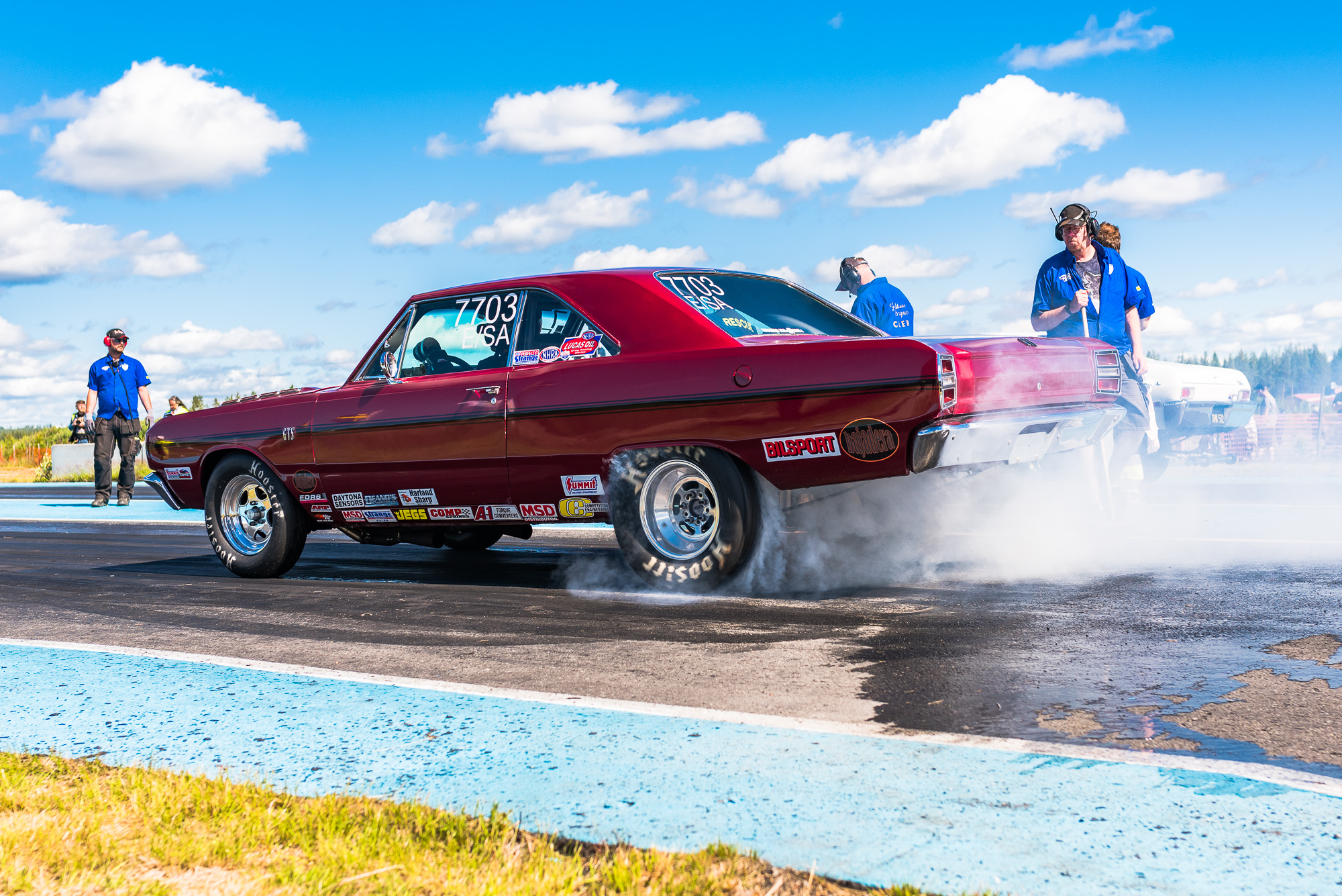 SHRA dragracing Fällfors Raceway – Goldtown SummerNats 2017
