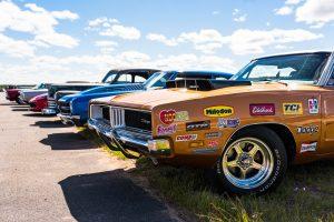 SHRA Dragracing Fällfors. Goldtown Dragrace. Grymt snygga bilar även utanför  banan. Vill ha!