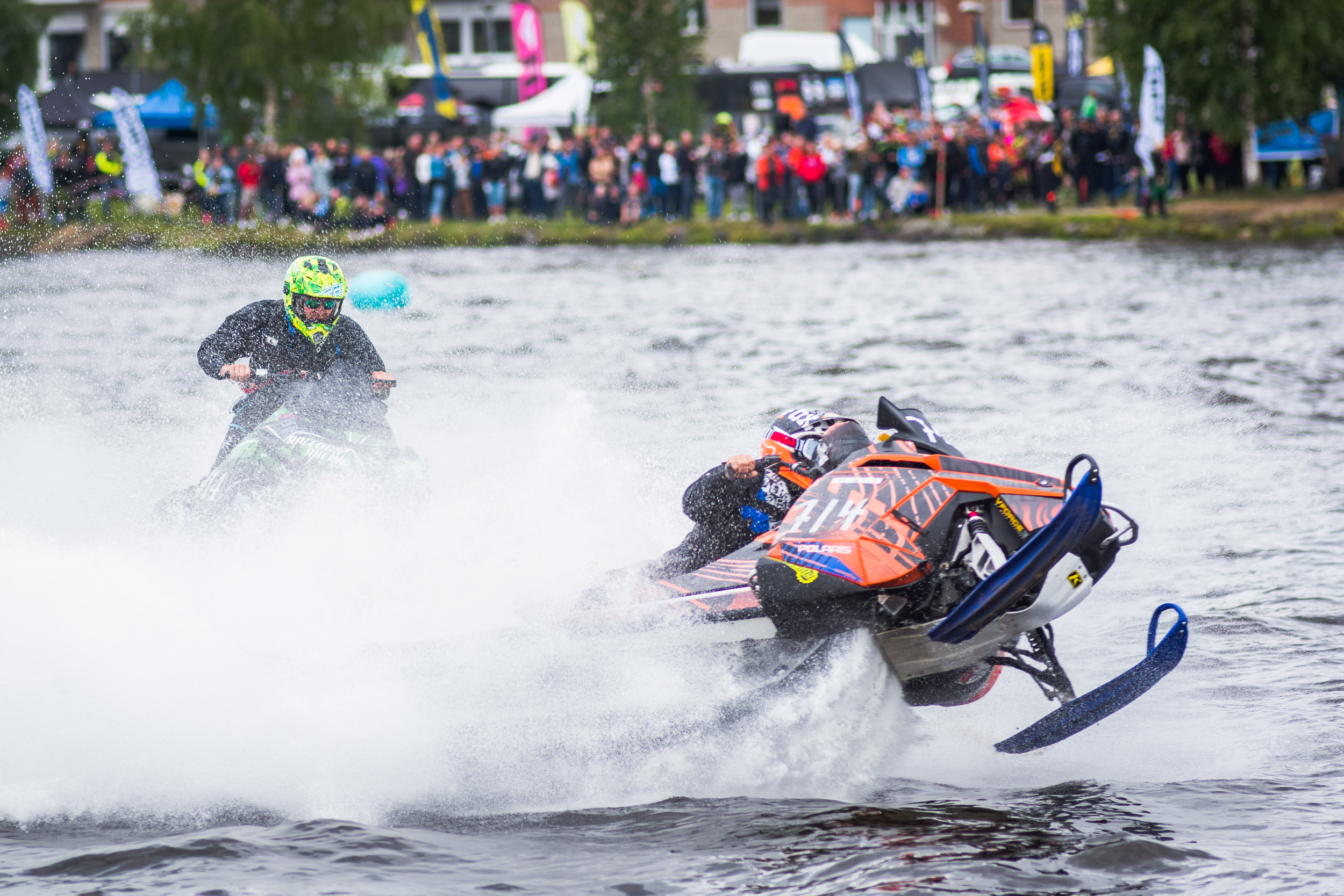 Boden Alive Water X European Watercross Championship 2017