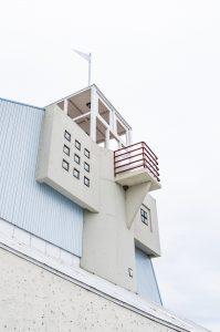 Semester 2017, Uleåborg (Oulo). Utkikstorn vid hotell Sokos Eden.