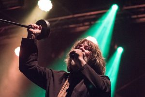 Ebbot Lundberg & The Indigo Children på Musikens makt 2017.
